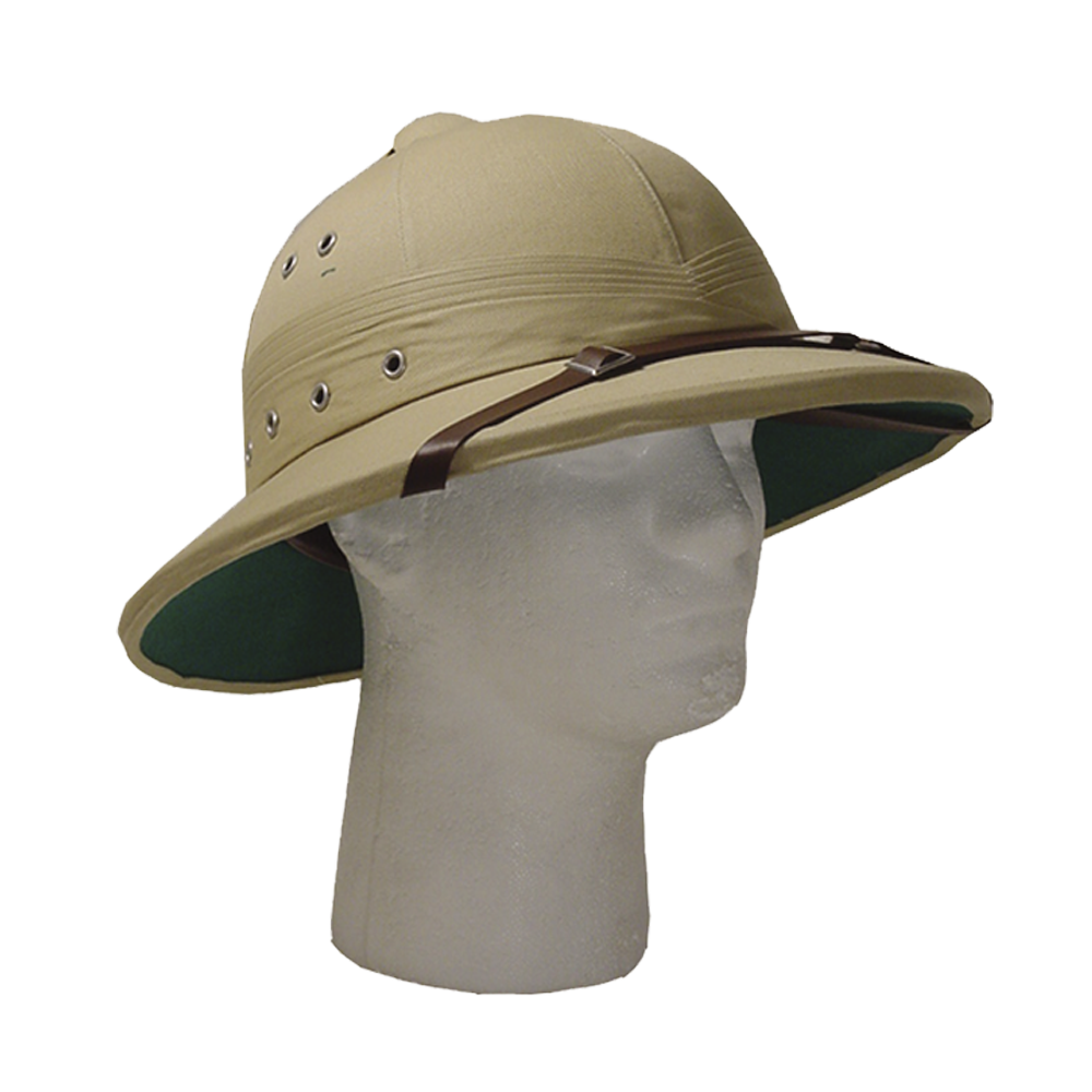 Pith Helmets & Sun Hats