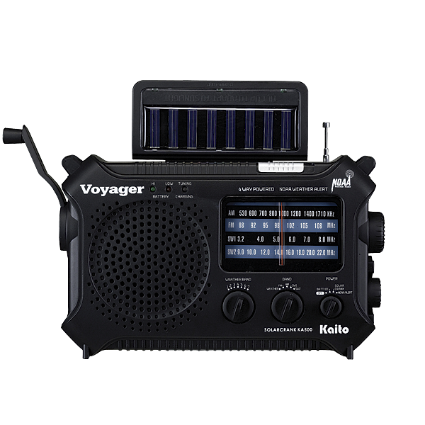 Communication & Radios