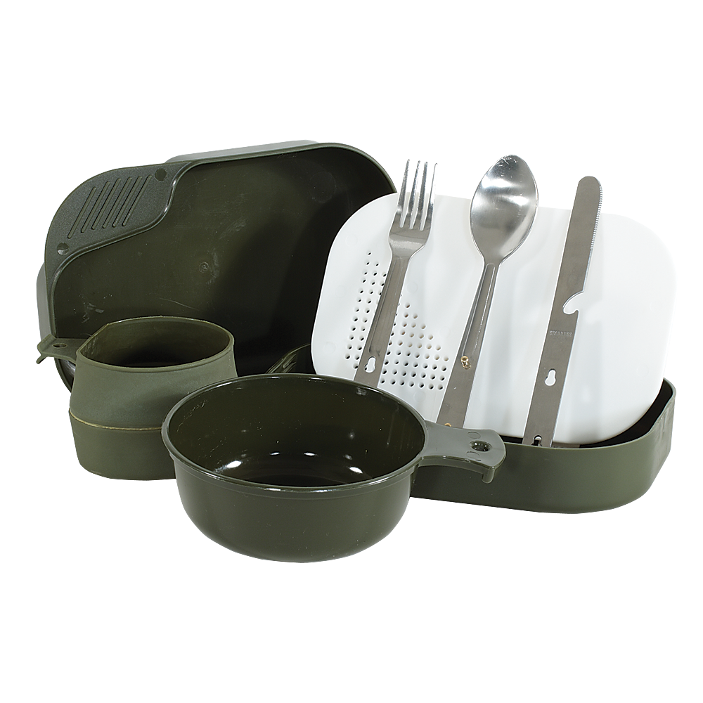 Mess Kits & Utensils