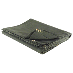 02-8484050000-mil-spec-7-x-9-canvas-tarp-HUNTER GREEN