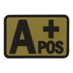 07-0991000000-blood-type-rubber-patch-a-positive-coyote
