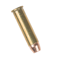 .357 MAG BULLET NECKLACE
