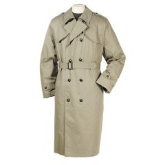 DUTCH MILITARY TRENCH COAT