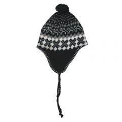 ASSORTED KNIT EAR COVER HATS