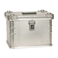 ZARGES K470 UNIVERSAL ALUMINUM SHIPPING & STORAGE CONTAINER