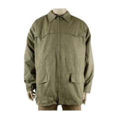 ITALIAN MILITARY SURPLUS O.D. PARKA WITH LINER