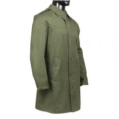 HUNGARIAN MILITARY SURPLUS COAT WITHOUT LINE