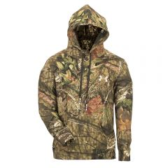 UNDER ARMOUR CAMO HOODIE (MOSSY OAK)
