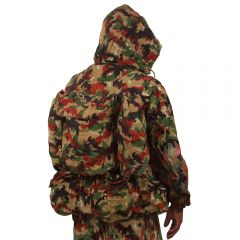 ALPENFLAGE BATTLEDRESS PARKA AND PACK