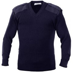 BRITISH KNIT SWEATER
