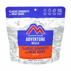 MOUNTAIN HOUSE SPAGHETTI W/ MEAT & SAUCE CL