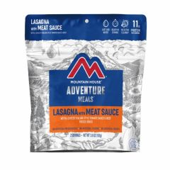 MOUNTAIN HOUSE LASAGNA WITH MEAT SAUCE CL