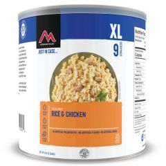 MOUNTAIN HOUSE RICE & CHICKEN #10 CAN CL