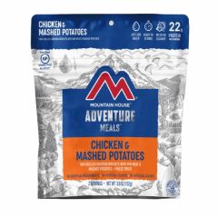 MOUNTAIN HOUSE CHICKEN & MASHED POTATOES CL