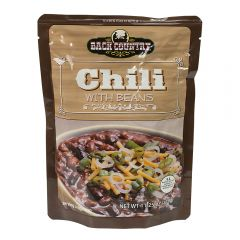 BACK COUNTRY CHILI W/BEANS - (11.25 OZ)