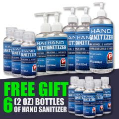 PREVAIL HAND SANITIZER CORPORATE PACK