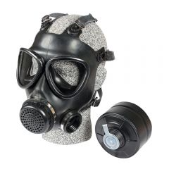 DS-1 NATO GAS MASK WITH FILTER