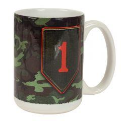 30-0522024000-military-ceramic-mug-1st-division-with-crest