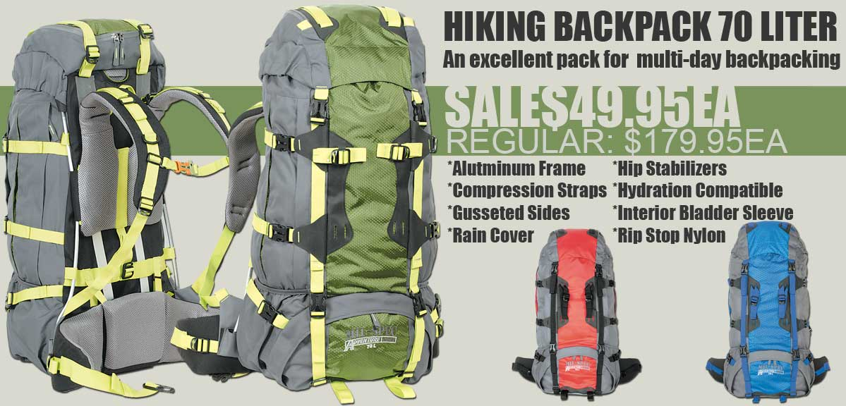 Major Surplus   Outdoor products for recreation and survival